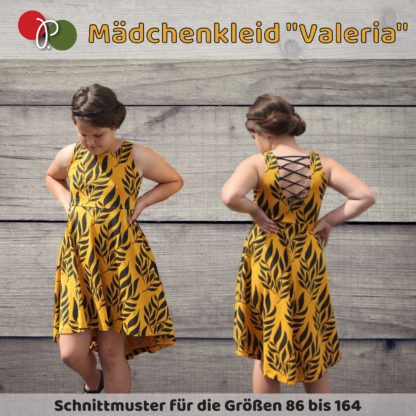 Bild Kleid Valeria Schnittmuster