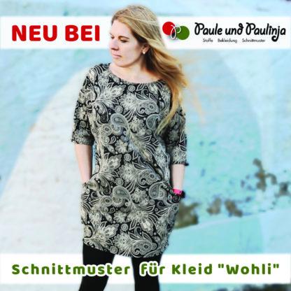 Bild Schnittmuster Kleid Wohli
