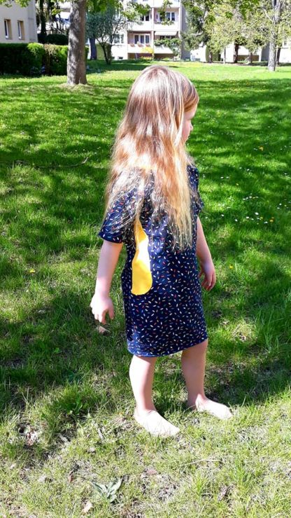 Bild Mädchen im Kinderwohli