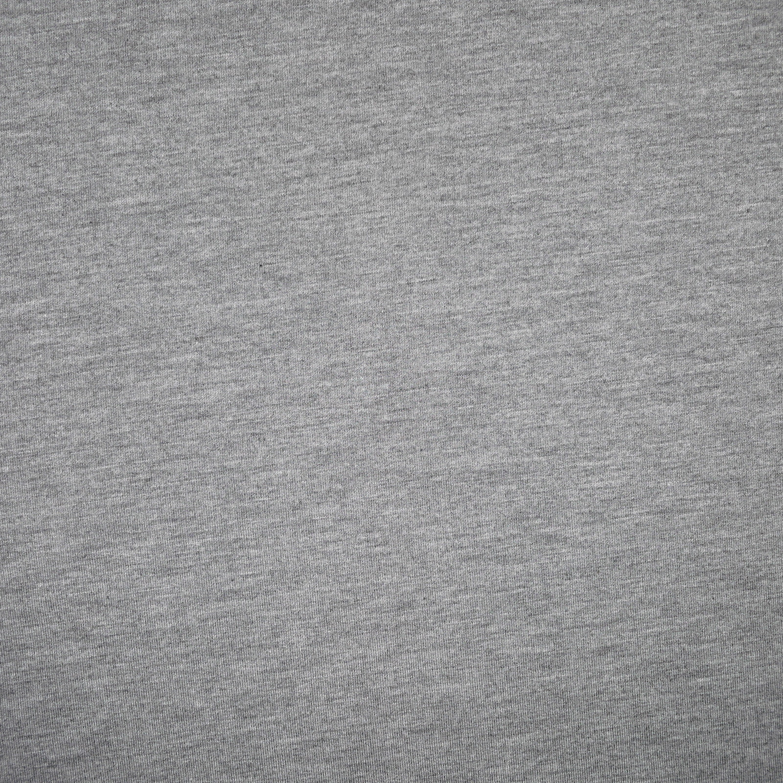 Unijersey Baumwolljersey Stoff in der Farbe grau weiß-meliert