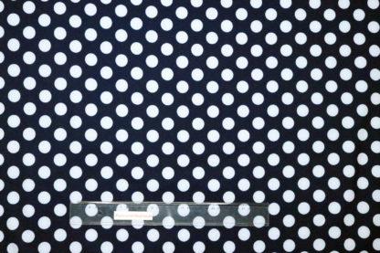 Bild Softshell mit weißen Punkten auf dunkelblau