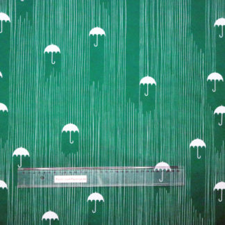 Bild Softshell mit Regenschirmen gruen