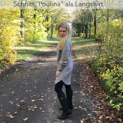 Bild Schnitt Poulina als Kleid