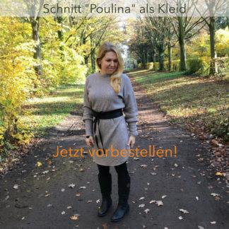 Bild Strickkleid nach Schnittmuster Poulina
