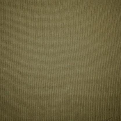Bild Strickstoff Farbe olivgrün