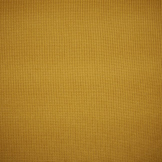 Bild Strickstoff Farbe senfgelb