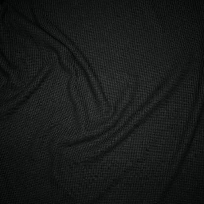 Bild Strickstoff Farbe schwarz