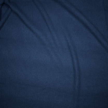 Bild Strickstoff in marineblau