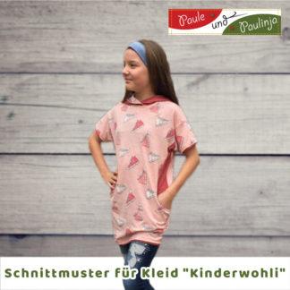 Bild Schnittmuster Kleid Kinderwohli