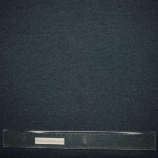 Bild Kuschelsweat in marineblau, meliert