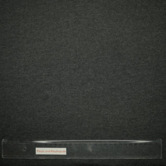 Bild Kuschelsweat anthrazit meliert