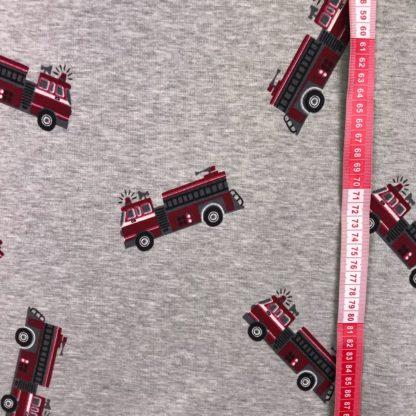 Bild roter Feuerwehrauto Tatü tata