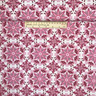 Bild Muster, Kristalle, Blumen, Herzen