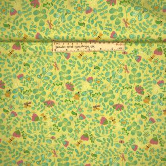 Bild Muster, Pflanzen, Schmetterlinge, Käfer, Blumen