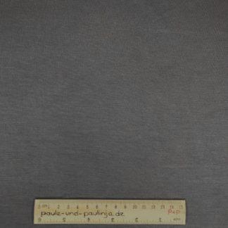 Bild Tencel Modal, Jersey, stretch, dehnbar, unifarbe, uni, grau, mausgrau