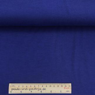 Bild Tencel Modal, Jersey, stretch, dehnbar, unifarbe, uni, blau, königsblau, royalblau