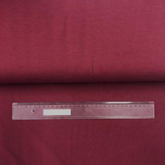 Bild Unijersey, Baumwolljersey, Jersey, stretch, dehnbar, einfarbig, uni, beere, pink, rot