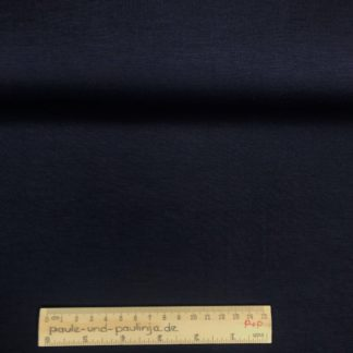 Bild Tencel Modal, Jersey, stretch, dehnbar, unifarbe, uni, blau, dunkelblau, navyblau