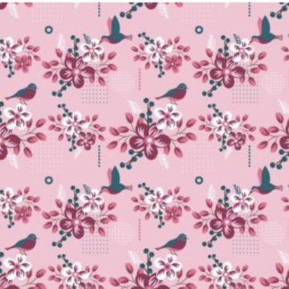 Bild Baumwolle Jersey von Tante Ema toll geeignet für Kleider, Oberteile , Röcke