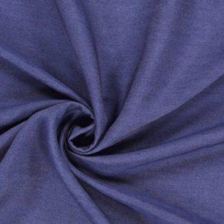Bild Baumwolljersey, Jersey, stretch, dehnbar, bi-elastisch, Jerseystoffe, Stoffe, Rockstoff, jeansblau, blau, weißmeliert, Kleiderstoff, Hosenstoff, Jeggings, Jeansoptik, Jeanslook