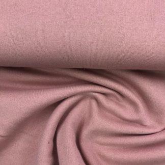 Bild Sweat, Wintersweat, warm, kuschelig, angeraut, rosa, goldgelbem Glitzer, Glitter, leicht dehnbar