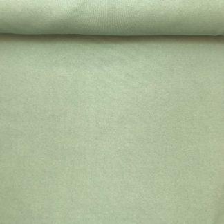 Bild Baumwolljersey, Jersey, stretch, dehnbar, bi-elastisch, Jerseystoffe, Stoffe, Rockstoff, hellgrün, grün, weißmeliert, Kleiderstoff, Hosenstoff, Jeggings, Jeansoptik, Jeanslook