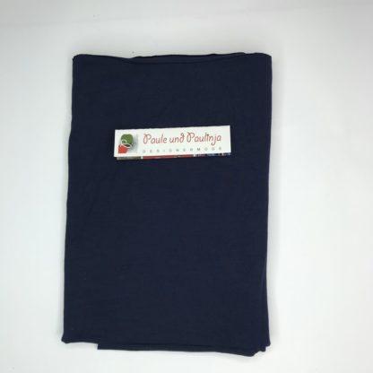 Bild Tencel Modal Jersey Farbe dunkelblau, blau