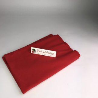 Bild Baumwolljersey Uni-Farben Rot