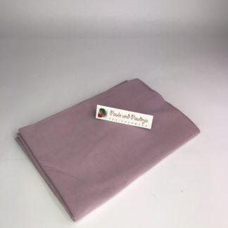 Bild Baumwolljersey Uni-Farben Flieder, helles Lila