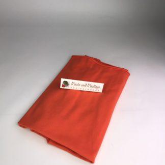 Bild Baumwolljersey Uni-Farben orange