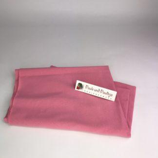 Bild Baumwolljersey Uni-Farben Rosa