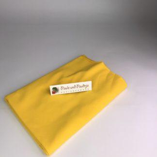 Bild Baumwolljersey Uni-Farben Gelb, Sonnengelb