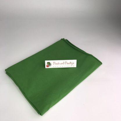 Bild Baumwolljersey Uni-Farben Grün, Moosgrün
