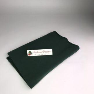 Bild Baumwolljersey Uni-Farben Dunkelgrün