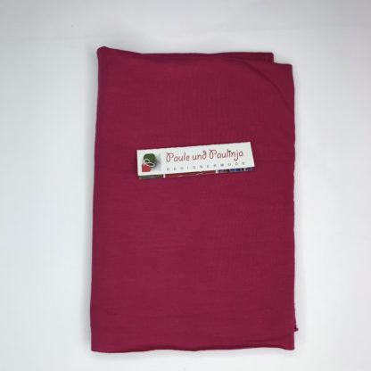 Bild Tencel Modal Jersey Farbe fuchsia