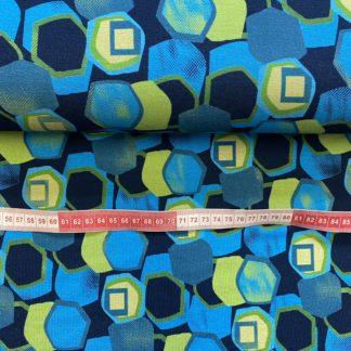 Bild Baumwolle Jersey Viskosenjersey toll geeignet für Kleider, Oberteile , Röcke